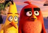 """Įdomiausi faktai apie kultinius """"Angry birds"""": tarp gerbėjų – ir Angelina Jolie"""