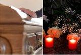 Siaubas laidotuvėse: vyrą užmušė užkritęs mamos karstas