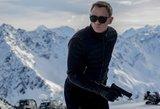 """Vos pasirodęs """"007 Spectre"""" Didžiojoje Britanijoje muša visus įmanomus rekordus"""