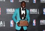 Ankstyvi kandidatai į geriausiai besiginančio NBA krepšininko apdovanojimą