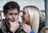 Atskleista priežastis, kodėl princas Harry išsiskyrė su buvusia mergina: M. Markle turi kam dėkoti