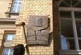 Meras pranešė: lenta generolui Vėtrai bus atkurta