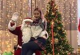 Karolina Meschino pasidalijo kalėdine šeimos akimirka: palinkėjimas tirpdo širdis