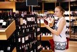 Klibina alkoholio draudimą – sekmadienį tektų apsipirkti kitaip