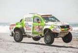 Dakaras: Žala pasiekė geriausią karjeros rezultatą, Vanagas turėjo bėdų