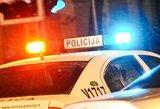 Trakų rajone per avariją nukentėjo du jaunuoliai ir moteris