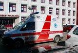 Šiaulių rajone ligoninėje – motinos atvežtas trimetis
