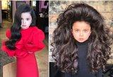 Rasta gražiausia mergaitė pasaulyje: plaukų pavydėsite ir jūs