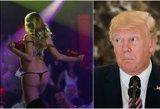 Porno skandalas Baltuosiuose rūmuose pasiekė kritinę ribą: Trumpui nemaloni žinia