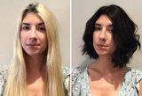 Ekstremalūs plaukų pokyčiai: 60 pavyzdžių, kuriuos atkartoti ryžtųsi tik drąsiausi