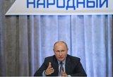 JAV kariuomenės galva: pasitikėti Rusija negalima