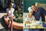 Anoreksija sirgusi mergina svėrė vos 39 kilogramus: mito tik obuoliais
