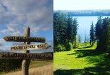 Suvalkijos lygumų ramybės oazė – pasienio miestelis Vištytis