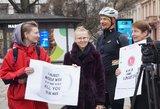 Pasaulinę diabeto dieną ligoniai pikete reikalavo kompensacijų ir lygių teisių