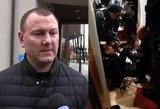 """Nužudymu Klaipėdos """"Akropolyje"""" įtariamojo byla suka netikėta linkme: atskleista daugiau detalių"""