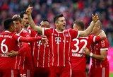 """Reabilitavosi: po nesėkmingo turo – triuškinama """"Bayern"""" pergalė"""