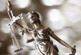 Teisme atverta girto vairavusio seimūno byla