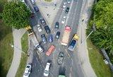 Lietinga savaitė nusinešė 3 eismo dalyvių gyvybes