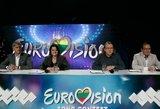 """Paaiškėjo """"Eurovizijos"""" dalyvių sąrašas: ką iš tiesų paruošė SEL?"""