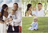 Įspūdingas krikštynas sūnui surengusi Lebedeva atskleidė jo šventą vardą: pagerbė vieną žmogų