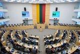 Seimas sugriežtino baudas už pajamų slėpimą