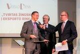 Ūkio ministerija apdovanojo Lietuvos įmones už sėkmingus veiklos rezultatus