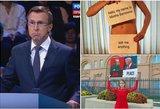 Rinkimams Rusijoje artėjant: įspūdingiausi rinkiminės kampanijos įvykiai