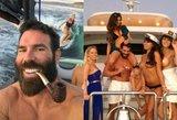 """""""Instagram karalius"""" – suvystytas: Danas Bilzerianas pristatė savo vienintelę"""