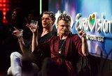 """""""Eurovizijoje"""" pasirodė ir """"120"""" – abejingų neliko"""