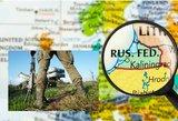 Prieš Putino ir Trumpo derybas: Rusija stiprina karinius objektus Kaliningrade