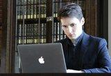 """""""Vkontakte"""" įkūrėjas susimušė su plėšikais JAV: baisi kaimynystė? Ne rusui"""
