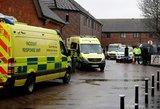 Šiaurės Anglijoje vyras švaistėsi peiliu: uždaryta didžioji miesto centro dalis