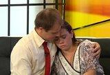 """Viltį susilaukti vaikų praradusi pora kreipėsi į """"TV Pagalbos"""" komandą"""