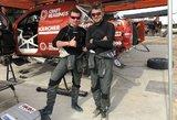 Pirmasis Dakaro etapas pažėrė siurprizų, bėdų neišvengė ir Antanas Juknevičius