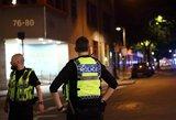 Mirtinas incidentas Londone: nuo pareigūnų kulkos žuvo vyras