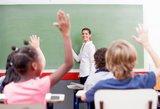 Miša Jakobas: šaliai mokytojas turėtų būti prioritetas