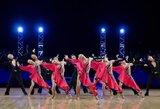 """Lietuvos sportinių šokių čempionate – Klaipėdos """"Žuvėdros"""" atgimimas"""