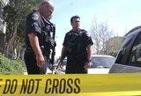 Per šaudymus Kalifornijoje sužeisti penki žmonės