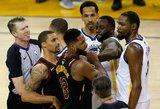LeBrono Jameso vakarėlyje – NBA žaidėjų muštynės