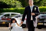 Savo vestuves atšventusi coliukė paneigė visas daktarų pranašystes