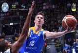 NBA analitiko liaupsės A.Kulbokai: prognozuoja antrojo rato šaukimą