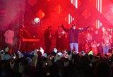 Gdanske per koncertą subadytas miesto meras – gyvybė pakibo ant plauko