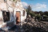 Peru sukrėtė stiprus žemės drebėjimas