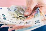 Mažametį sužalojęs vairuotojas atsipirks pluoštu eurų