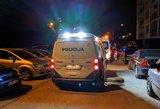 Kruvinas šeštadienio vakaras Kaišiadoryse: pašautas vyras mirė