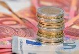 Lietuvos bankas: namų ūkių finansinis turtas viršija jų įsipareigojimus