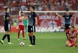 """Europos lygoje – minimali """"Sevilla"""" pergalė ir graikų antausis anglams"""