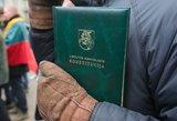 Seimas siūlo sumažinti kartelę referendumams dėl Konstitucijos: pokyčiams užtektų 1mln. rinkėjų balsų