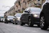 Automobilių mokesčio likimas: jei išvardintos priemonės neveiks, teks įvesti