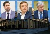 Palygino Seimo narių atlyginimus: milijonierių sumažėjo įvedus eurą